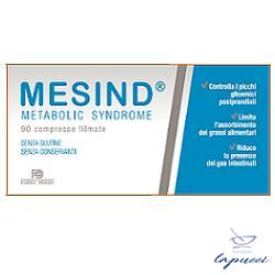 MESIND METABOLIC SYNDROME 90 CAPSULE 470 MG