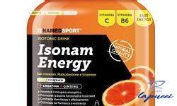 ISONAM ENERGY ORANGE POLVERE 480 G