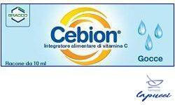 CEBION GOCCE 10 ML