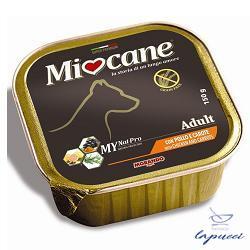 MIOCANE ADULT POLLO/CAROTE GRAIN FREE 150 G