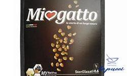 MIOGATTO STERILIZZATO 0,6 400 G