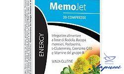 MEMOJET 20 COMPRESSE 20 G LINEA ENERGY