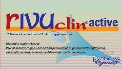 RIVUCLIN ACTIVE 10 FLACONCINI MONODOSE DA 10 ML CON TAPPO DOSAT