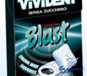 VIVIDENT BLAST LIQUIRIZIA SENZA ZUCCHERO