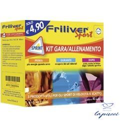 FRILIVER SPORT KIT SPRINT 4 BUSTINE 68 G