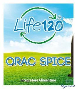LIFE 120 ORAC SPICE 240 COMPRESSE