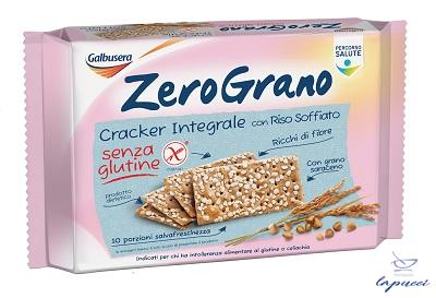 ZEROGRANO CRACKER INTEGRALE 360 G