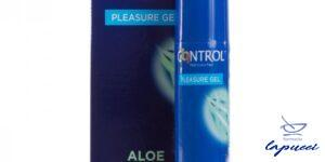CONTROL PLEASURE GEL ALOE 50 ML