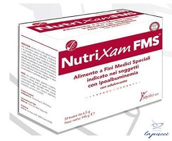 NUTRIXAM FMS 30 BUSTINE DA 6,5 G L'UNA