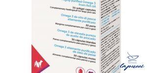 KCMEGA3 OMEGA3 DA OLIO DI PESCE 30 PERLE