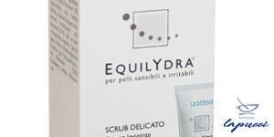 LICHTENA EQUILYDRA SCRUB DELICATO 50 ML