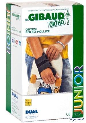 ORTESI POLLICE DESTRO GIBAUD ORTHO JUNIOR