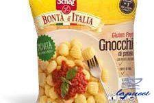SCHAR SURGELATI GNOCCHI DI PATATE BONTA' D'ITALIA 400 G