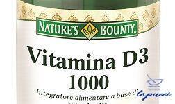 VITAMINA D3/1000 100 TAVOLETTE