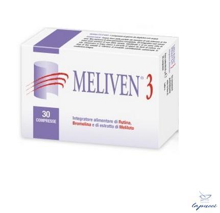 MELIVEN 3 30 COMPRESSE