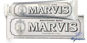 MARVIS WHITENING DENTIFRICIO 75 ML