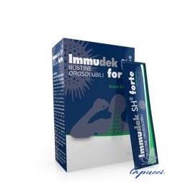 IMMUDEK SH FORTE 16 BUSTINE OROSOLUBILI