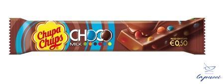 CHUPA CHUPS CHOCO MILK SNACK 22 G