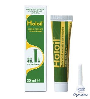 HOLOIL TUBO GEL 30ML
