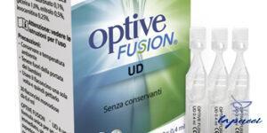 OPTIVE FUSION UD SOLUZIONE OFTALMICA STERILE 30 FLACONCINI MONO