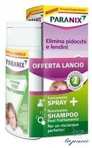 SPRAY PARANIX TRATTAMENTO  SHAMPOO POST