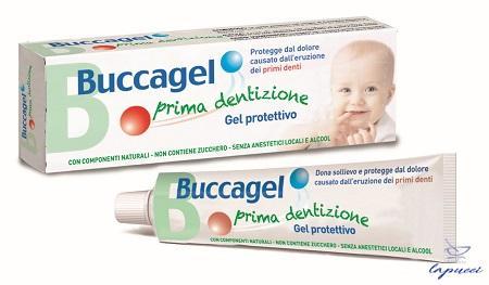BUCCAGEL GEL PRIMA DENTIZIONE 20 ML