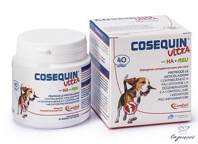 COSEQUIN ULTRA 40 COMPRESSE