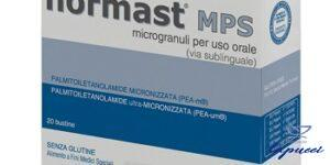 NORMAST MPS MICROGRANULI SUBLINGUALI 20 BUSTINE