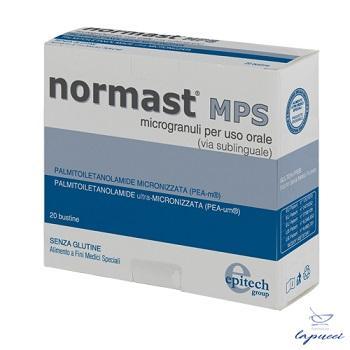 NORMAST MPS MICROGRANULI SUBLINGUALI 20 BUSTINE