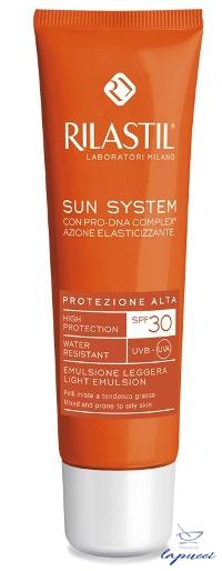 RILASTIL SUN SYSTEM PHOTO PROTECTION THERAPY SPF30 EMULSIONEPEL
