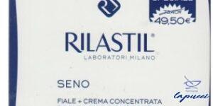 RILASTIL SENO CREMA CONCENTRATA 75 ML  15 FIALE DA 5 ML CIASCUN