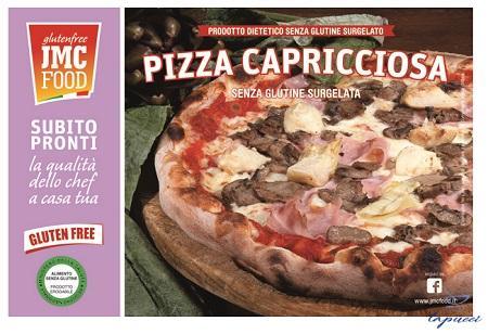PIZZA CAPRICCIOSA 400 G