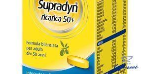 SUPRADYN RICARICA 50 30 COMPRESSE