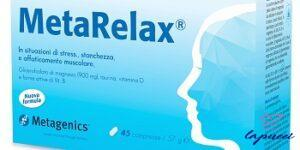 METARELAX NEW 45 COMPRESSE