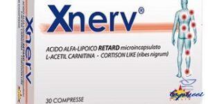 XNERV 30 COMPRESSE