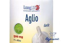 LONGLIFE AGLIO 60 CAPSULE VEGETALI