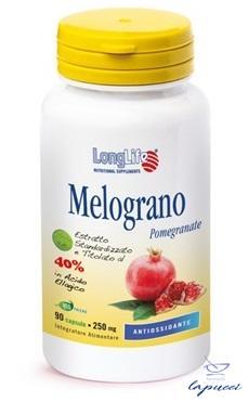 LONGLIFE MELOGRANO 40% 90 CAPSULE VEGETALI