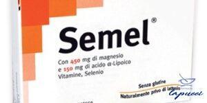 SEMEL 30 COMPRESSE DA 1,170 G