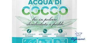 ACQUA DI COCCO BIO IN POLVERE 10 G