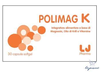 POLIMAG K 30 CAPSULE