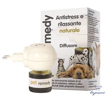 PET REMEDY DIFFUSORE  FLACONE DA 40 ML