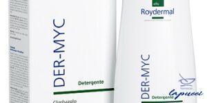 DER-MYC DETERGENTE MD 250 ML