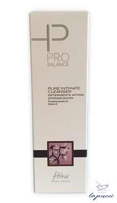 HINO NATURAL SKINCARE PRO BALANCE PURE INTIMATE CLEANSER DETERG