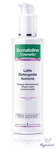 SOMATOLINE COSMETIC VISO LATTE DETERGENTE NUTRIENTE 200 ML