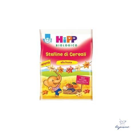 HIPP BIO HIPP BIO STELLINE DI CEREALI ALLA FRUTTA 30 G