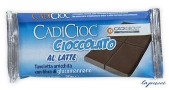 CADICIOC LATTE BARRETTE 20 G