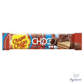 CHUPA CHUPS CHOCO CRUNCHY MILK 27 G
