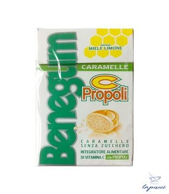 BENEGUM C PROPOLI CARAMELLE 43,5 G