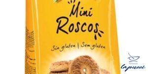 ROSCOS MINI SENZA GLUTINE 180 G