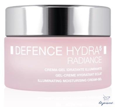DEFENCE HYDRA5 CREMA GEL RADIANCE IDRATANTE ILLUMINANTE SPF15 5